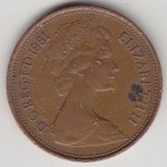 @Y@    2  New Pence Groot Brittannië   1981    (4376) - 1971-… : Decimale Munten