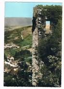 MALAIN  21  Vue Prise Des Ruines Du Chateau . - Autres Communes