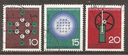BRD 1964 // Michel 440/442 O (M)