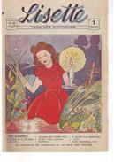 Lisette - Numero 43 Octobre 1941 - Autre Magazines