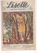 Lisette - Numero 42 - Octobre 1941 - - Autre Magazines
