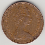@Y@    2   New Pence Groot Brittannië   1971   (4384) - 2 Pence & 2 New Pence