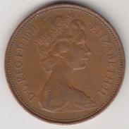 @Y@    2   New Pence Groot Brittannië   1971   (4385) - 1971-… : Decimale Munten