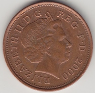 @Y@    2    Pence Groot Brittannië   2008   (4387) - 2 Pence & 2 New Pence