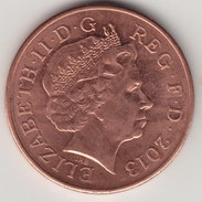 @Y@    2    Pence Groot Brittannië   2013   (4406) - 1971-… : Decimale Munten