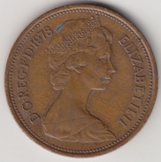 @Y@    2   New  Pence Groot Brittannië   1978   (4416) - 1971-… : Decimale Munten