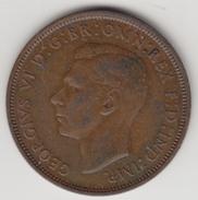 @Y@    One Penny  Groot Brittannië   1948   (4389) - 1902-1971 :  Post-Victoriaanse Muntstukken