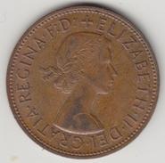@Y@    One Penny  Groot Brittannië   1967   (4391) - 1902-1971 :  Post-Victoriaanse Muntstukken