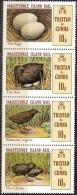 Tristan Da Cunha 1981 Michel 311 - 314 Neuf ** Cote (2002) 2.50 Euro Oiseau Râle Atlantis - Tristan Da Cunha