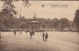 Antwerpen Anvers St Sint Jansplein Place Saint Jean - Antwerpen