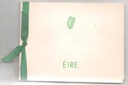 IRELAND- Comm BOOKLET UIT Montreaux 1965 - Contains Block Of 4 Yvert # 167/168 -169/170- 171/172 - 173/174 - 175/176 MNH - 1949-... Republik Irland