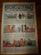 1935 HISTOIRES EN IMAGES  > De Charles Mascart,  Petit Pêcheur D'éponges De Kerkennah - Autre Magazines