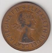 @Y@    One Penny  Groot Brittannië   1964   (4393) - 1902-1971 :  Post-Victoriaanse Muntstukken
