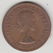 @Y@    One Penny  Groot Brittannië   1967   (4394) - 1902-1971 :  Post-Victoriaanse Muntstukken