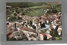 Correns - Vue Aérienne - Frankrijk