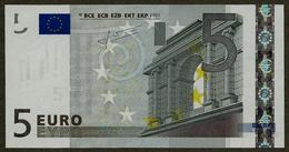 Netherlands - P - 5 Euro - E003 H3 - P10034547589 - Trichet - UNC - EURO