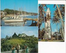 Lot De 52 Cartes ( Format 15 X 10 Cm ) De TAHITI  ( Bora Bora Papeete Moorea )  ( Recto Verso ) - Tahiti