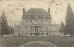 Neufchâtel - Chateau De Mr Darsy - Francia