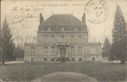 Neufchâtel - Chateau De Mr Darsy - Other Municipalities
