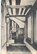 ROUEN . MAISON DE PIERRE CORNEILLE . L'ENTREE . NON ECRITE - Rouen