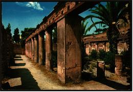Ercolano  -  Maison D'Argo ( Peristylo )  -  Ansichtskarte Ca. 1965   (6382) - Ercolano