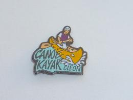 Pin's CLUB CANOE KAYAK DE CLEON - Canoeing, Kayak