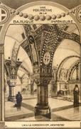Lisieux - Triptique Afin De Souscription Pour Refection De La Cathedrale - - Documents Historiques