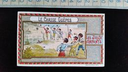 Chromo, Chocolat Saintoin, Jeux D'enfants - Chocolat