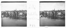 H0311 -TARN - ALBI - Vieilles Maisons - Glasplaten