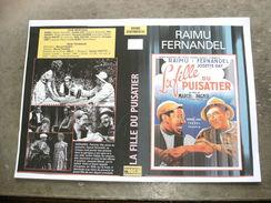 """Rare Film : """" La Fille Du Puisatier """" - Dramma"""