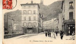 VIENNE  40  RUE DE GERE - Vienne