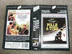 "Rare Film : "" Folle à Tuer "" - Policiers"