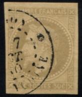 """Colonies Générales - N°9 Oblitération """"SAIGON"""" - TB"""