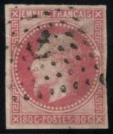 Colonies Générales - N°10 Oblitération Ancre - ST