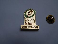 Cyclisme Vélo , Tour De France 91 , Rillieux La Pape - Cycling