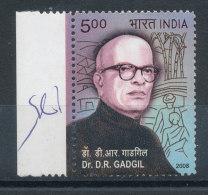 Inde 2008** Dr.D.R.Gadgil