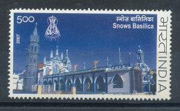 Inde 2007** Snows Basilica