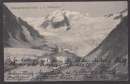 Braunschweiger Hütte Wildspitze 1913 Ötztaler Alpen Pitztal - Pitztal