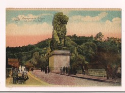 Barrage De La Gileppe : Le Lion Et Le Pont - Animée - - Gileppe (Barrage)