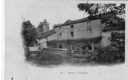 (5) CPA  Vignory  Le Moulin  (bon Etat) - Vignory