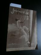 Jeunesse Magazine 21 (22/05/1938) : Pellos, Scouts, Yvon Petra, Martinique, - Livres, BD, Revues