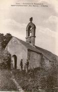 (5) CPA  Montormentier  Eglise  (bon Etat) - Autres Communes