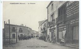 Cpa  -34-  Fabregues La Placette - Autres Communes