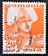 CHARLES II 1935 - OBLITERE - YT 496 - MI 506 - 1918-1948 Ferdinand, Carol II. & Mihai I.