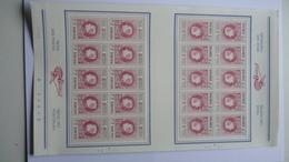 België 1972 Cob 1632  ** - Full Sheets