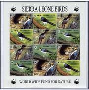 1994 - SIERRA LEONE - Mi. Nr.  2171/2174 -  NH - ( **) - (K-EA-361388.16) - Sierra Leone (1961-...)