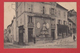 Gray  -- La Fontaine St Pierre Fourrier - Gray