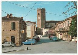 ASCOLI PICENO (015) - CASTORANO Via Roma (auto) - FG/Non Vg - Ascoli Piceno