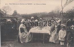 VANNES - N° 3414 - NOCE BRETONNE AUX ENVIRONS DE VANNES - LA TABLE DE LA MARIEE - Vannes