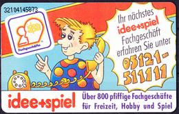 Deutschland Germany Allemagne - Idee+Spiel - 11/92 S 75 - Germany
